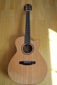 Gitarre akustisch