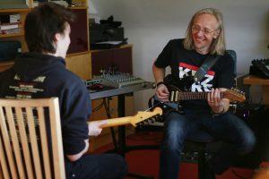 Gitarren Session 1